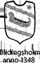 Blidingsholm Gård och Hotell i Ryd, Småland Logo