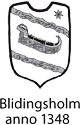 Blidingsholms Gård & Semesterhus Logotyp