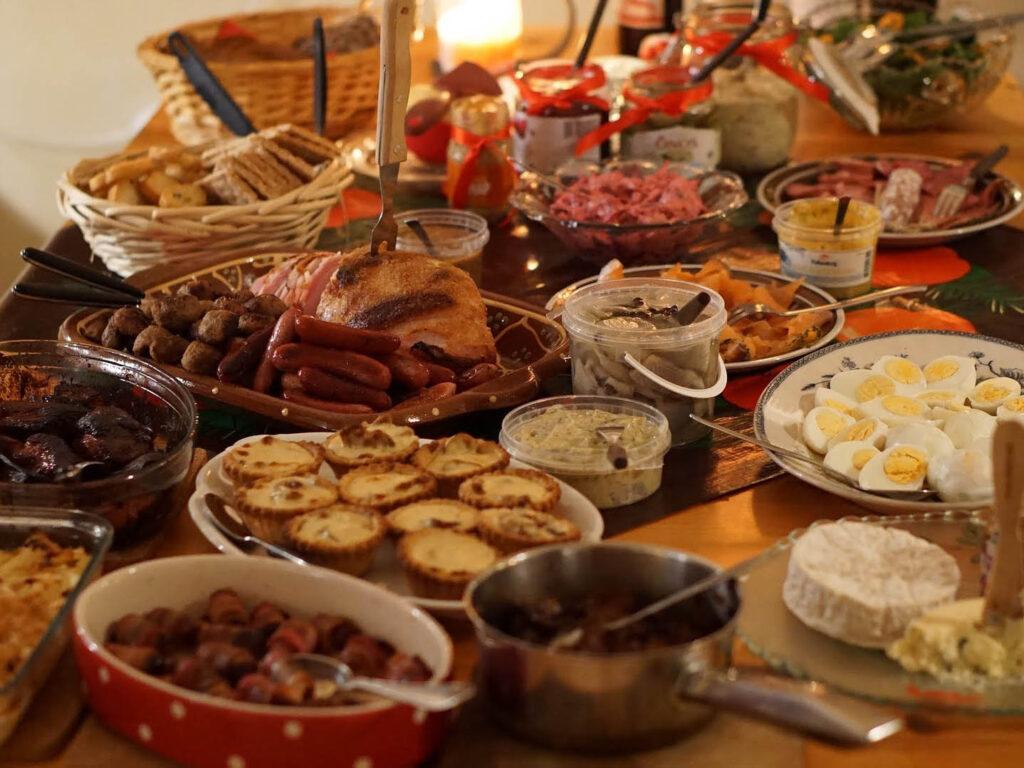 Julbordspaket Blidingsholm